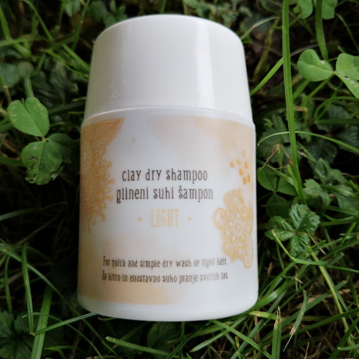 Clay Ritual glineni suhi šampon LIGHT (50g)