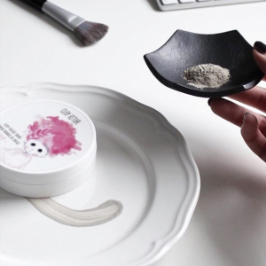 Clay Ritual glinena maska za obraz GREY (80g)