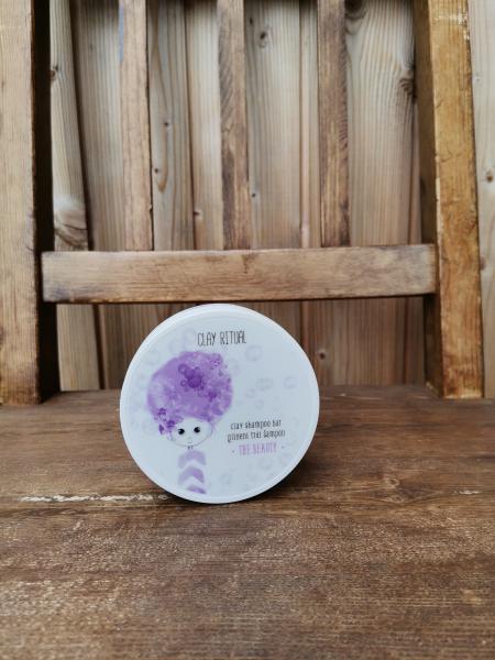 Clay Ritual glineni trdi šampon THE BEAUTY (50g)