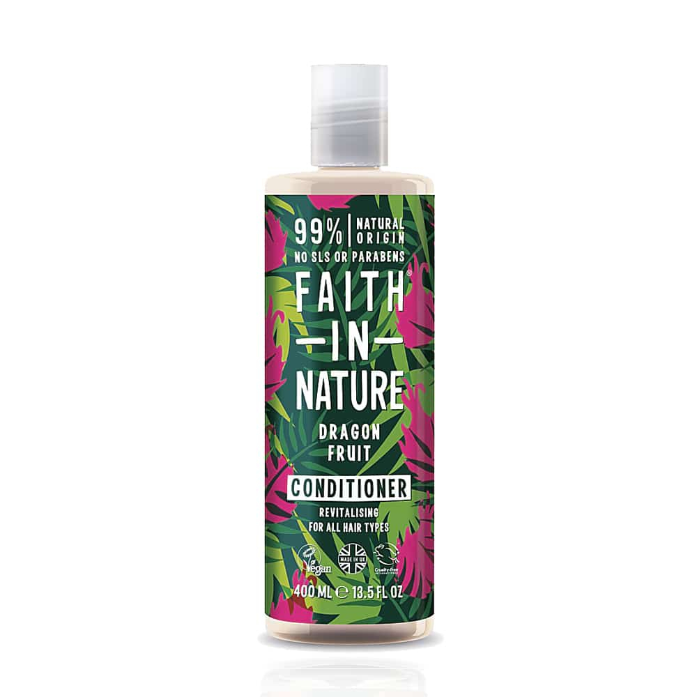 Faith in Nature balzam za lase pitaja (400ml)